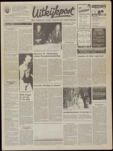 Uitkijkpost : nieuwsblad voor Heiloo e.o. 1991