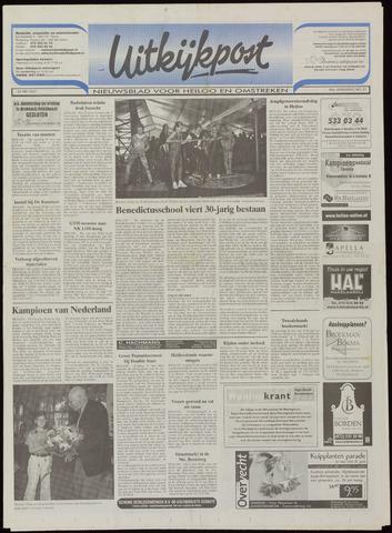 Uitkijkpost : nieuwsblad voor Heiloo e.o. 2001-05-23