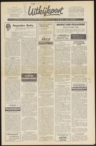 Uitkijkpost : nieuwsblad voor Heiloo e.o. 1970-06-03
