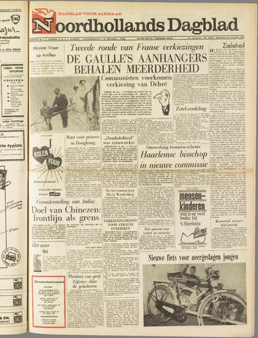 Noordhollands Dagblad : dagblad voor Alkmaar en omgeving 1962-11-26
