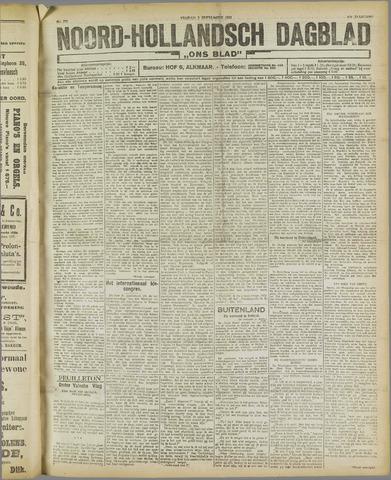 Ons Blad : katholiek nieuwsblad voor N-H 1921-09-02