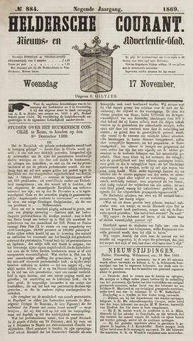 Heldersche Courant 1869-11-17