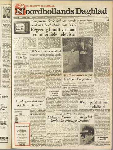 Noordhollands Dagblad : dagblad voor Alkmaar en omgeving 1962-11-13