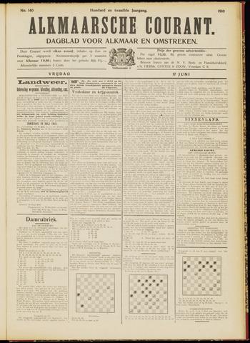 Alkmaarsche Courant 1910-06-17