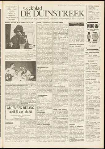 De Duinstreek 1970-03-05