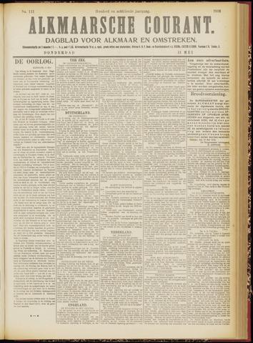 Alkmaarsche Courant 1916-05-11