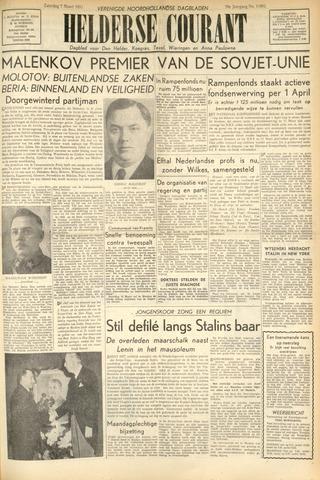 Heldersche Courant 1953-03-07