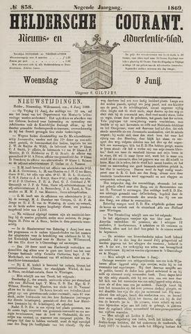Heldersche Courant 1869-06-09