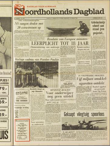 Noordhollands Dagblad : dagblad voor Alkmaar en omgeving 1969-05-24
