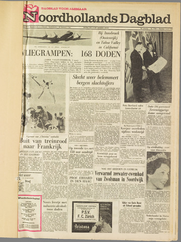 Noordhollands Dagblad : dagblad voor Alkmaar en omgeving 1964-03-02