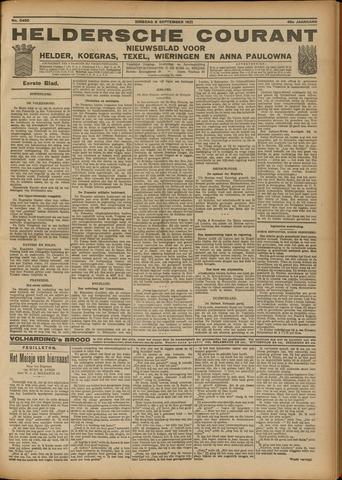 Heldersche Courant 1921-09-06