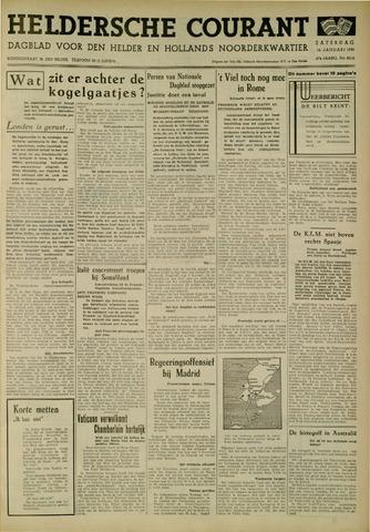 Heldersche Courant 1939-01-14