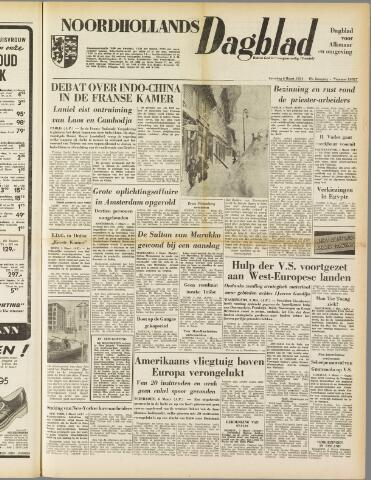 Noordhollands Dagblad : dagblad voor Alkmaar en omgeving 1954-03-06