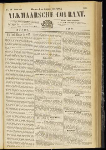 Alkmaarsche Courant 1900-05-06