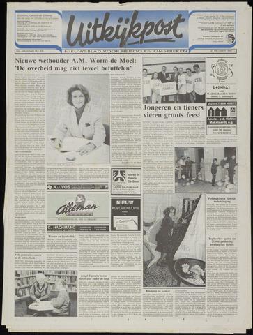Uitkijkpost : nieuwsblad voor Heiloo e.o. 1993-10-27