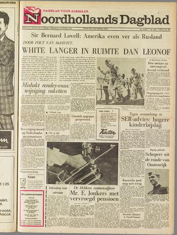 Noordhollands Dagblad : dagblad voor Alkmaar en omgeving 1965-06-04