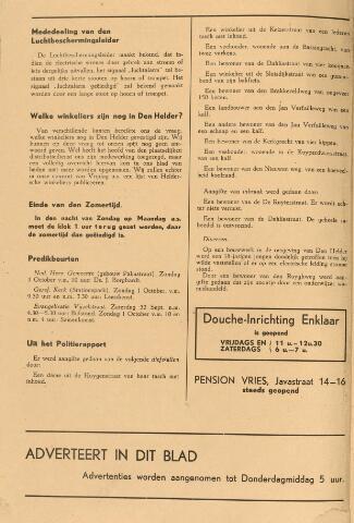 Heldersche Courant 1944-09-29