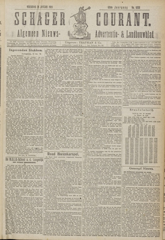 Schager Courant 1920-01-21