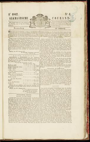 Alkmaarsche Courant 1847-01-25