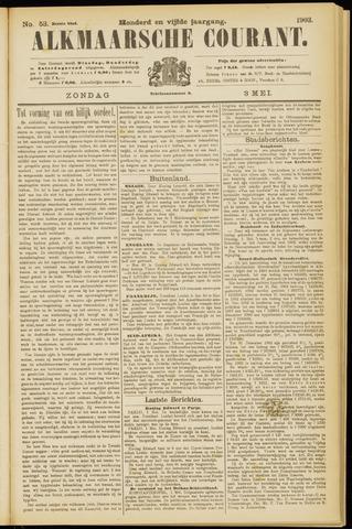 Alkmaarsche Courant 1903-05-03