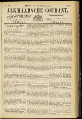 Alkmaarsche Courant 1900-03-02