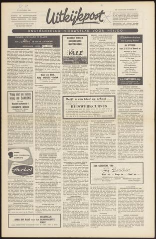 Uitkijkpost : nieuwsblad voor Heiloo e.o. 1966-10-27