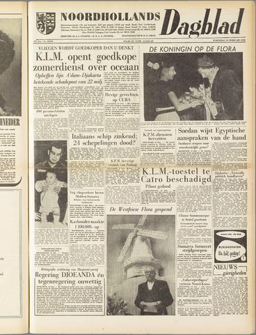 Noordhollands Dagblad : dagblad voor Alkmaar en omgeving 1958-02-19
