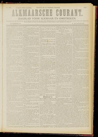 Alkmaarsche Courant 1919-08-02