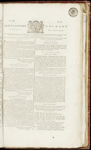 Alkmaarsche Courant 1825-12-12