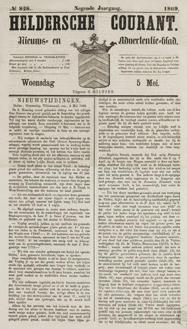 Heldersche Courant 1869-05-05