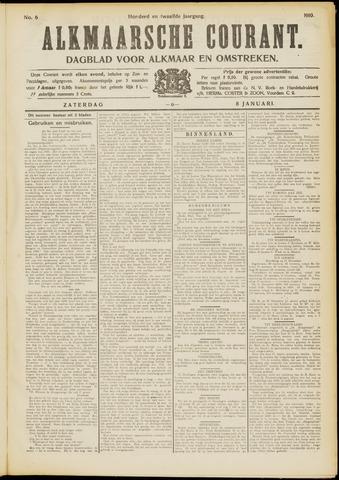 Alkmaarsche Courant 1910-01-08