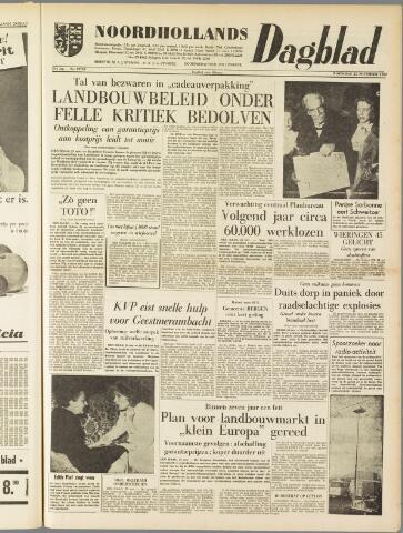 Noordhollands Dagblad : dagblad voor Alkmaar en omgeving 1959-11-25