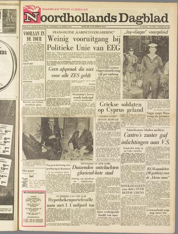 Noordhollands Dagblad : dagblad voor Alkmaar en omgeving 1964-07-04
