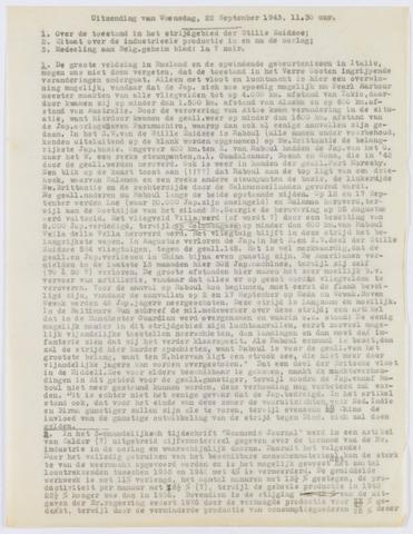 De Vrije Alkmaarder 1943-09-22