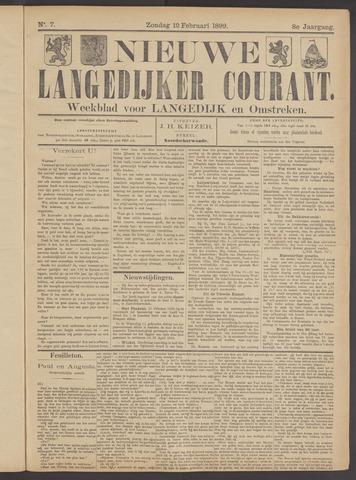 Nieuwe Langedijker Courant 1899-02-12
