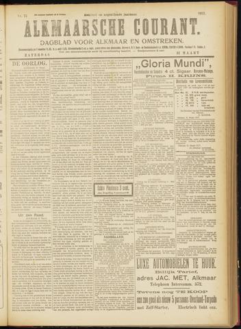 Alkmaarsche Courant 1917-03-31