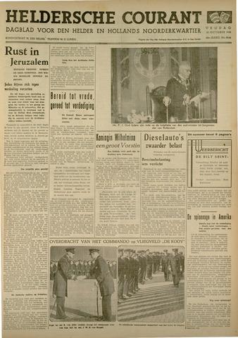 Heldersche Courant 1938-10-21