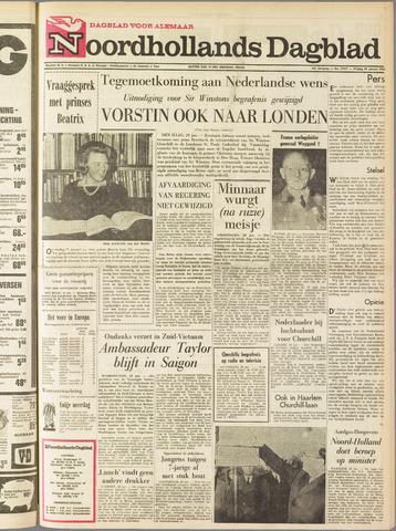 Noordhollands Dagblad : dagblad voor Alkmaar en omgeving 1965-01-29