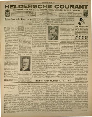 Heldersche Courant 1934-01-23