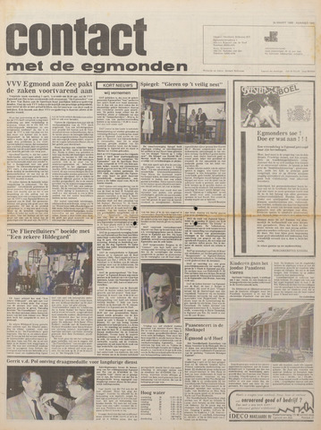Contact met de Egmonden 1980-03-26