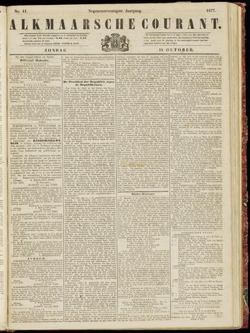 Alkmaarsche Courant 1877-10-14