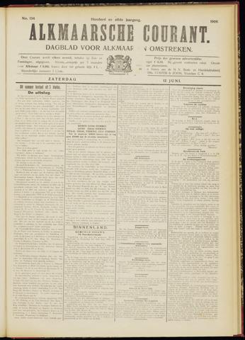 Alkmaarsche Courant 1909-06-12