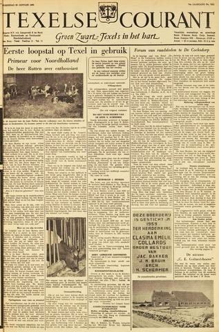 Texelsche Courant 1960-01-20