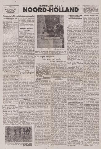 Dagblad Noord-Holland, Schager editie 1943-07-23