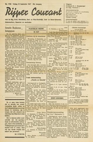Rijper Courant 1947-09-12