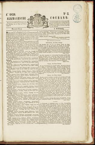 Alkmaarsche Courant 1850-02-04