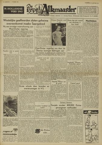 De Vrije Alkmaarder 1950-01-19