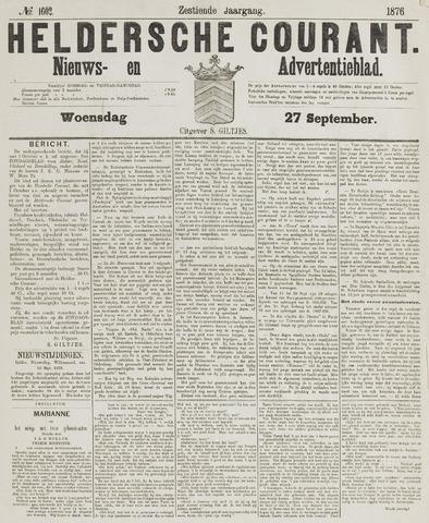 Heldersche Courant 1876-09-27