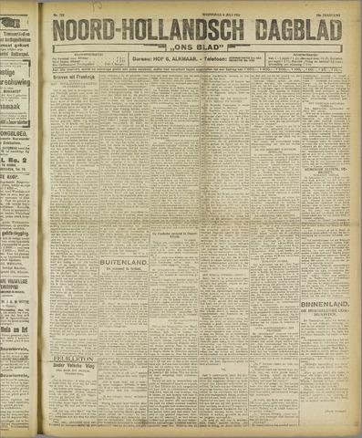 Ons Blad : katholiek nieuwsblad voor N-H 1921-07-06