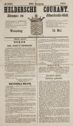 Heldersche Courant 1871-05-24